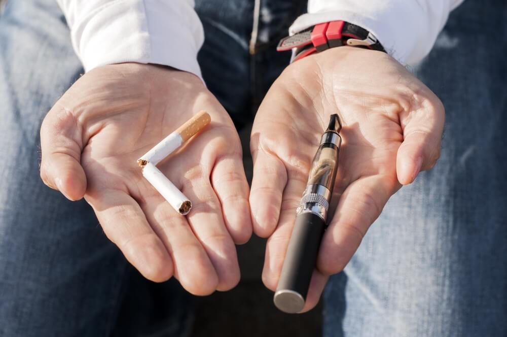 Dampfer zum rauchen aufhoren