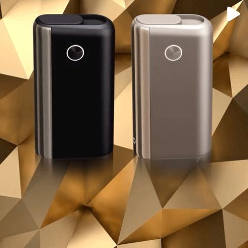 glo™ Hyper+ czarny i glo™ Hyper+ złoty  -  alternatywa dla papierosów